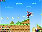 Mario lái Mô tô